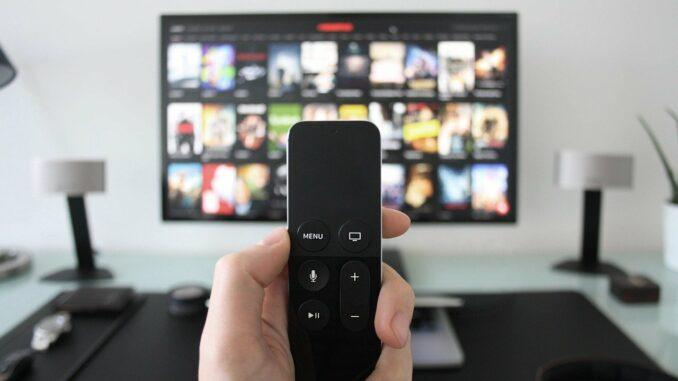 TV vysílání