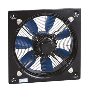 Axiální ventilátor černý