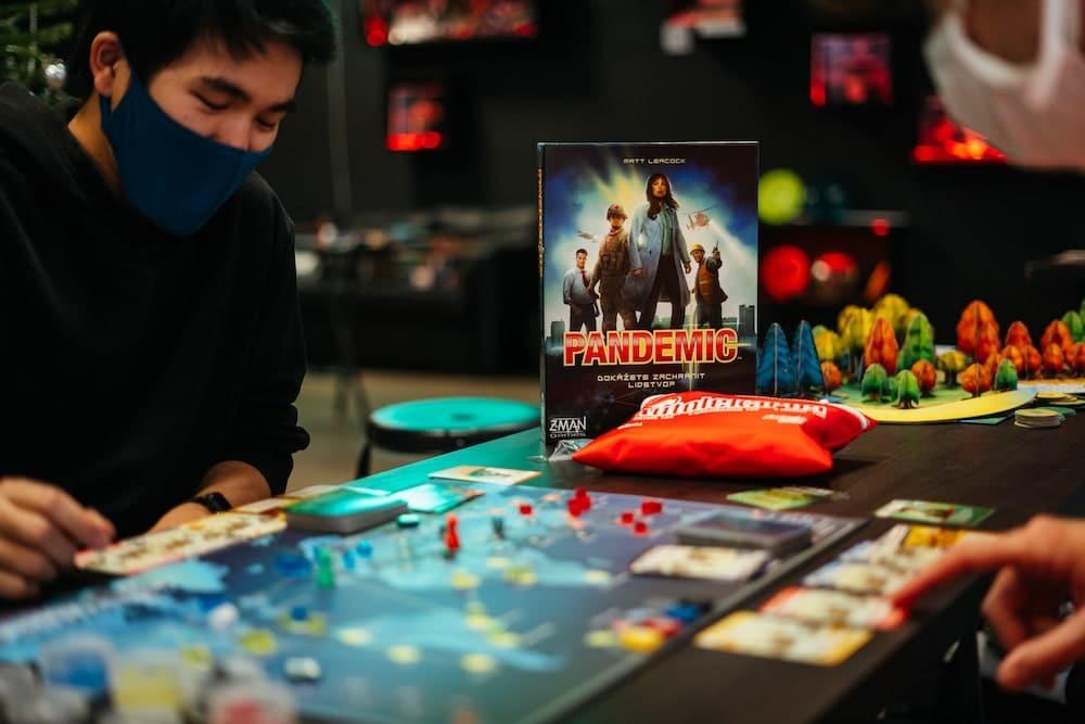 Hra Pandemic