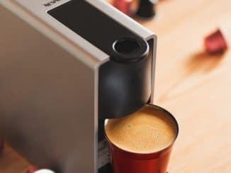 kávovar na kapsle
