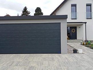 montovaná garáž
