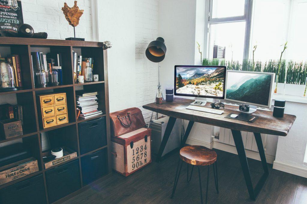 pracovna, home office